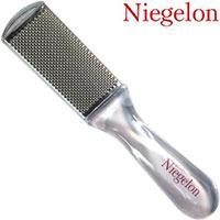 Niegelon Терка 06-0565 для пят 2х-сторон. (металл и минеральное напыление)