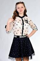 Подростковая юбка, размеры: 146, 152, 158 см.