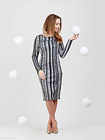 Красивое платье со шнуровкой - 950-1