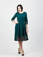 Восхитительное платье с перфорацией - 917