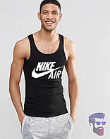 Майка борцовка мужская Nike AIR