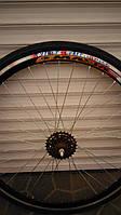 """Велосипедное колесо 28"""" в сборе заднее"""