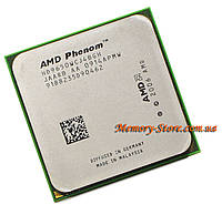 Процессор AMD Phenom X4 9650 (95W) 2.3GHz  + термопаста GD900