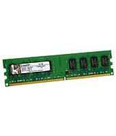 DDR2 2Gb Kingston 800MHz PC2-6400 (KVR800D2N6/2G) для INTEL+AMD