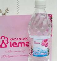 Натуральная розовая вода LEMA Kazanlak 0,5 л