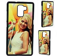 Печать фото на чехле для телефона Huawei Honor 7