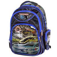 Рюкзак 2 відд 38*28*19см CLASS