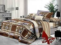 Постельное белье на 2 спальную кровать Норманд