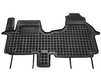 """Коврики салона """"Rezaw-Plast"""" Renault Trafic III (с 2014--) (с доп. уплотнением со стороны водителя)"""