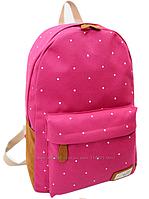 Рюкзак женский, розовый