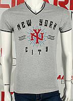 """Летняя футболка """"Карл"""". Мужские футболки. Одежда для мужчин."""