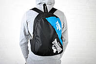 Рюкзак Lonsdale Black/Blue / лонсдейл