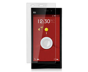 Защитное стекло на Xiaomi Red Mi 2