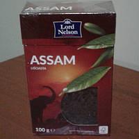 Чай Lord Nelson классический черный  100 грамм