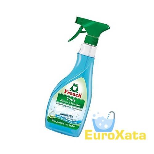 Универсальное чистящее средство Frosch Soda Allzweck-Reiniger