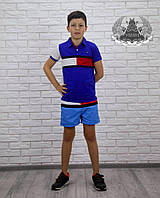 Футболка оригинальная ткань для футболки ( 96 %хлопок , 4%эластан) -идеальны повседневной носки роле №4035