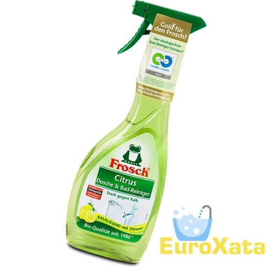 Очиститель для ванны и душа Frosch Frosch Citrus Dusche & Bad 0,75л