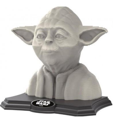 Объемный пазл 3D Скульптура Мастер Йода Educa (EDU-16501)