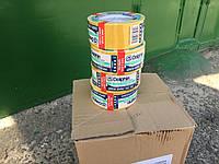 Скотч, лента строительная двусторонняя тканевая Blue Dolphin 50mm