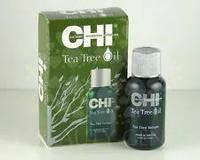 CHI Tea Tree Oil Serum Сиворотка для волосся і шкіри голови з олією чайного дерева 15 мл.