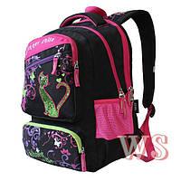 Ранец школьный рюкзак детский для девочек фабричный ортопед Winner Stile