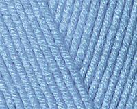 Alize Cotton Baby Soft - 374 синий