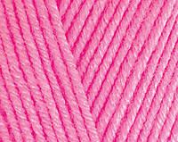 Alize Cotton Baby Soft - 181 темно-розовый