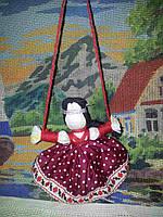 Кукла-оберег мотанка 10см