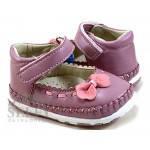 Туфли-пинетки для девочки, 17-20 сиреневые
