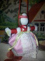 Кукла-оберег мотанка 10.5см