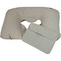 Надувная подушка в футляре