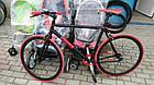 Шоссейный велосипед Crosser Fix Gear 28 дюймов, фото 3