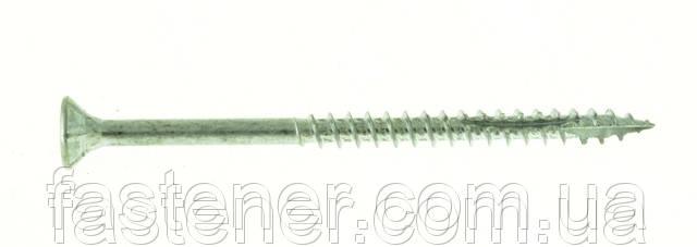 Саморез по дереву Cutters 4,5х70, потай TX20, упак.- 100 шт, Швеция