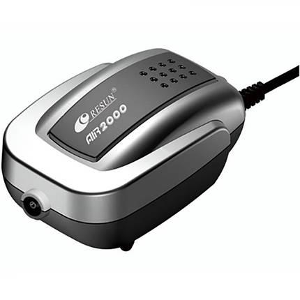 Resun AIR 2000 - компрессор для аквариумов до 100 л, фото 2