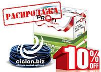 Электрический теплый пол Греющий кабель Нагревательный кабель ProfiTerm (Profi-Term / профи терм) (Польша)