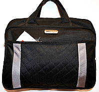 Текстильные мужские барсетки и сумки на плечо (ЧЕРНЫЙ)