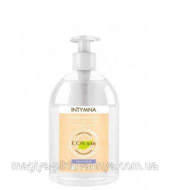 Гіпоалергенне рідке мило для інтимної гігієни з екстрактом журавлини 500мл, арт.002954