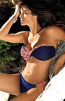 Купальник-бандо с плавками на завязках (М-XL)