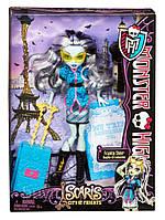 Кукла Monster High Travel Scaris Frankie Stein Фрэнки Штейн Путешествие в Скариж, фото 1