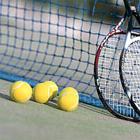 Сетка большого тенниса