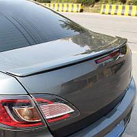 Спойлер багажника ( лип спойлер, сабля, утиный хвостик ) Mazda 6, 2008-2012 г.в. Мазда 6
