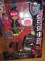 Кукла Monster High 13 Wishes Howleen Wolf Хоулин Вульф 13 желаний, фото 1