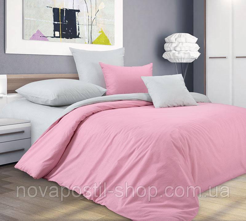Комплект постельного белья Воздушный поцелуй (перкаль, 100% хлопок)