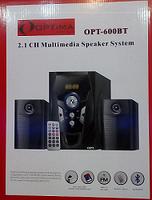 Акустическая система Optima OPT-600 BT