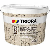 Штукатурка Triora Короед 2-2.5 мм 20 кг