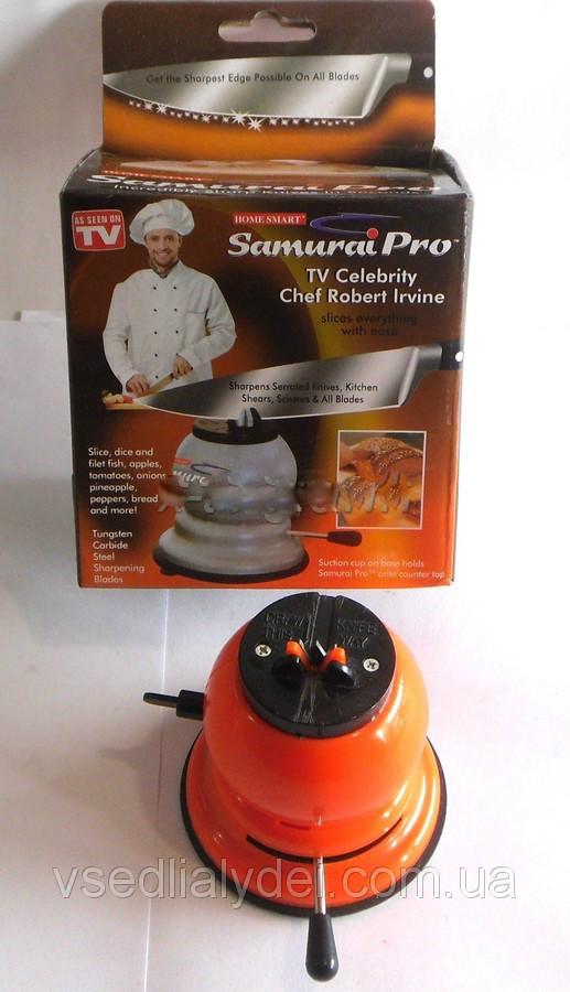 Точилка для инструментов и ножей  Samurai Pro Самурай Про
