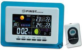 Метеостанция Часы First FA-2461-1 Безпроводный д-к
