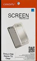 Sony Xperia_TX, глянцевая пленка LT29i