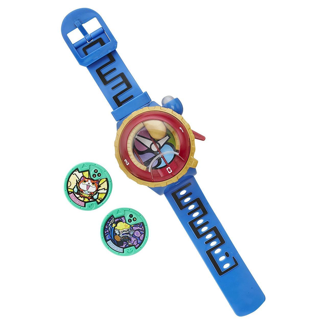 Новая модель! Интерактивные часы Йо-Кай Вотч Модель ZERO Yo-Kai Watch Model Zero Оригинал из США