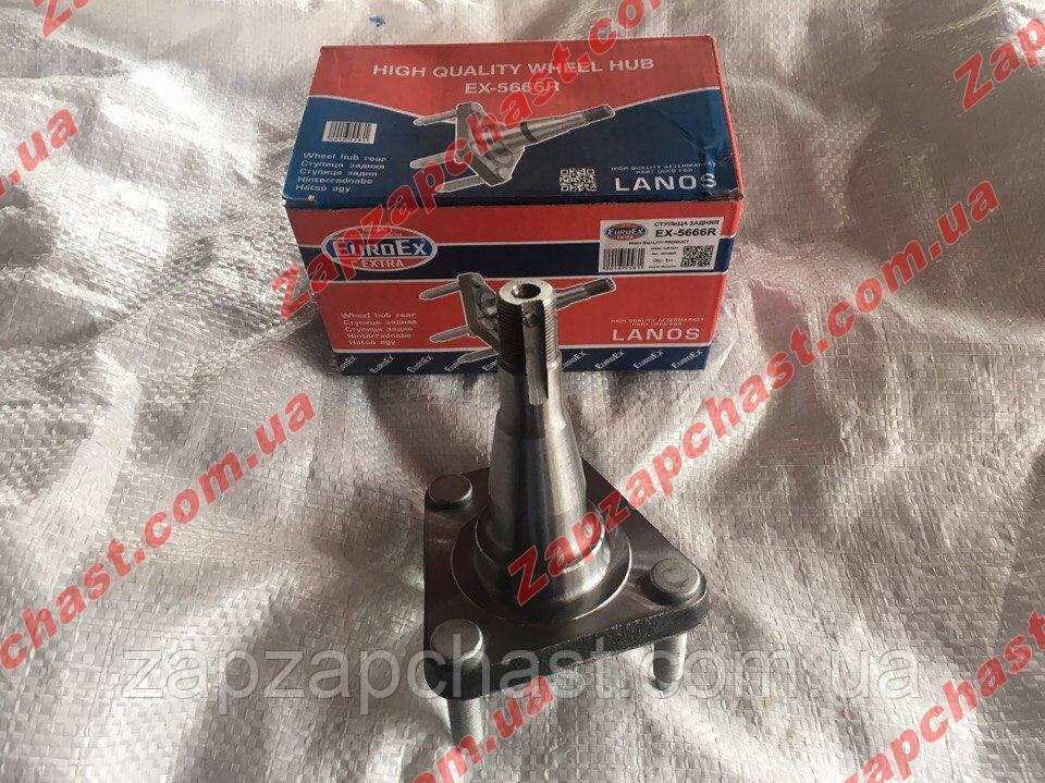 Ступица заднего колеса (ось,шпиндель) Ланос Сенс Lanos Sens Euroex EX-5666R\96115666